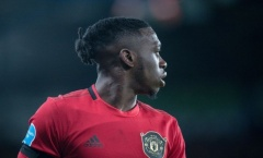 Đội hình Man Utd sẽ ra sao với vị trí mới của Aaron Wan-Bissaka?