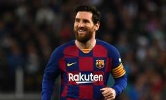4 'siêu đối tác' cho Lionel Messi tại Barca: 'Quái thú' 29 bàn/27 trận?