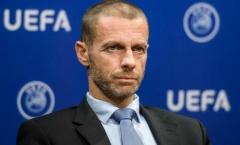 UEFA ra thông báo khẩn, rõ thực hư kết thúc Champions League của chủ tịch