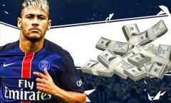Cắt giảm 50%, thu nhập của Neymar còn bao nhiêu?