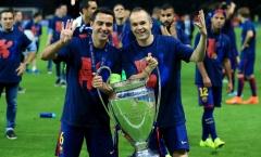 'Barca không có được cái may mắn như Real ở C1'