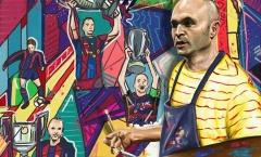 Andres Iniesta - đấu sĩ với cú chạm bóng nghệ thuật