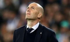 Zidane và cơn đau đầu 'cực nặng' với Karim Benzema...