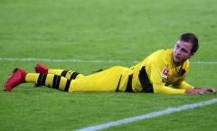 Sự nghiệp Goetze lụi tàn sau bàn thắng World Cup 2014