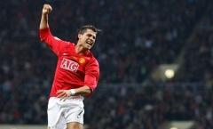 Ronaldo hồi tưởng về danh hiệu Champions League cùng Man Utd