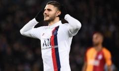 Sợ hụt Icardi, PSG lên kế hoạch chiêu mộ sát thủ Ngoại hạng Anh