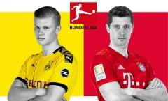 Haaland đấu Lewandowski: Những 'tay súng' siêu đẳng