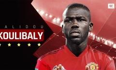 Chuyển nhượng M.U 27/05: Lợi thế ký Koulibaly; Coi như xong vụ Pogba?