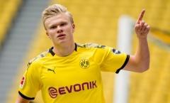 Dortmund về nhì, Haaland thất vọng đăng đàn 1 phát biểu