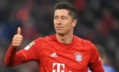 CHÍNH THỨC: Lewandowski trở thành cầu thủ hay nhất Bundesliga 2019/20