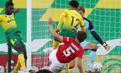 Maguire hóa 'sát thủ' giúp Man Utd thắng nhọc, Ole tuyên bố bất ngờ
