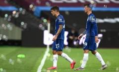 Ôm hận derby London, Chelsea bị Man United phả hơi nóng cận kề