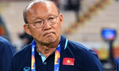 Tuyển Việt Nam: Mạo hiểm với người mới thôi, thầy Park!