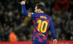 Messi ăn bám Barcelona hay ngược lại?