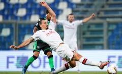 Tính riêng năm 2020, AC Milan đứng thứ nhì Serie A