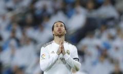 """Ramos ra yêu sách, muốn nhận lương """"khủng"""" mới gia hạn với Real"""