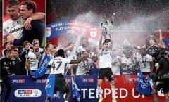 CHÍNH THỨC! Đội bóng cuối cùng thăng hạng Premier League được xác định