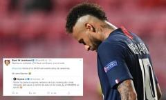 NHM phì cười vì Neymar nhầm lẫn Bayern Munich với Bayer Leverkusen