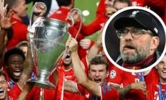 Klopp phá vỡ im lặng về chức vô địch Champions League của Bayern