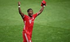 Sau cú ăn 3, Bayern đón nhận cú hích cực vui về trụ cột