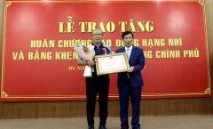 HLV Park Hang-seo được nhận vinh dự lớn từ Nhà nước Việt Nam
