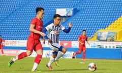 Bà Rịa Vũng Tàu tiếp tục tạo tiếng vang khi thắng đậm đại diện V-League