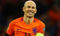 HLV Hà Lan mở đường cho Robben trở lại đội tuyển