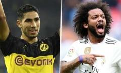 Thăng tiến vượt bậc, sao Inter bày tỏ sự ngưỡng mộ với Marcelo