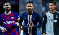 """""""Neymar xuất sắc không kém Messi, giỏi hơn Ronaldo"""""""