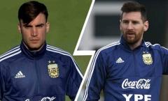 Sao Argentina nêu lý do chọn Messi thay vì Maradona