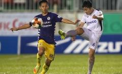 HAGL thua đậm trước CLB Hà Nội; Quảng Nam lâm nguy