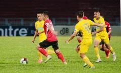 Thắng kịch tính Tây Ninh, CLB Long An tiếp tục giành 'pole' trước Đồng Tháp