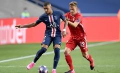 Người PSG chốt thời điểm Mbappe rời câu lạc bộ