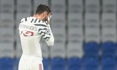Bruno Fernandes nói thẳng lý do khiến Man Utd bại trận trước Istanbul
