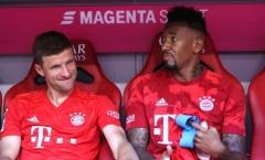 Thi đấu thăng hoa, bộ đôi trụ cột của Bayern Munich vẫn không có vé trở lại tuyển Đức