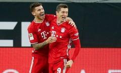 'Cùng với Lewandowski, cậu ấy đang trở thành trung phong xuất sắc nhất thế giới'