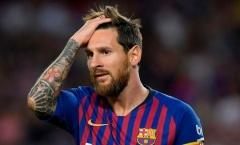 'Messi hãy thôi đi, thể hiện sự tôn trọng với tôi'