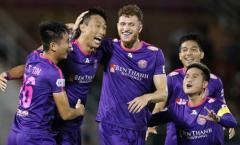 Chuyển biến tại Sài Gòn FC: Chia tay 3 công thần, sắp đón chân sút nhập tịch?
