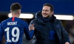 Bị cho là 'bố của Mason Mount', Lampard nói gì?