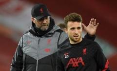 Diogo Jota: 'Tôi chưa cảm nhận được điều này ở Liverpool...'