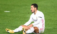 Real Madrid trả cái giá cực đắt cho mỗi bàn thắng Hazard ghi được