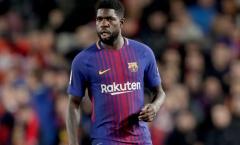 Umtiti: 'Barca phải loại tôi khỏi đội bóng...'