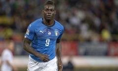Mario Balotelli bị đuổi khỏi tuyển Italy: Từ thiên tài đến bất tài