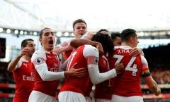 Thấy gì từ loạt trận bất bại của Arsenal?