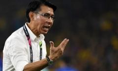 Malaysia về nhì AFF Cup, HLV Tan Cheng Hoe vẫn có nguy cơ thất nghiệp