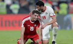 Jordan gián tiếp giúp Việt Nam vào vòng 1/8 Asian Cup 2019