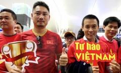 Tuyển Việt Nam xứng đáng được khen về cách ứng xử đẹp ở Asian Cup