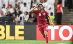 Qatar chưa để thủng lưới tại Asian Cup 2019