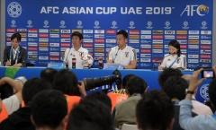 HLV Nhật Bản: 'Qatar rất mạnh nhưng chúng tôi có chiến lược riêng'