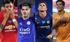 Ngoại hạng Anh đua vé C1: Chelsea sảy chân, MU đáng gờm nhất